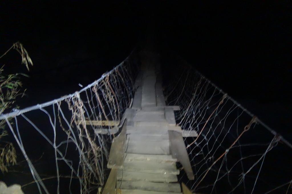 Last Bridge!